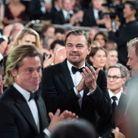 Leonardo DiCaprio et Brad Pitt
