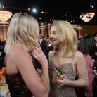 Margot Robbie et Saoirse Ronan