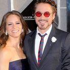 Robert Downey Junior et sa femme Susan