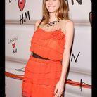 People tapis rouge soiree lanvin h m Elisa Sednaoui