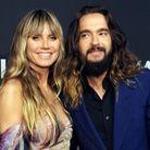 Heidi Klum et Tom Kaulitz prennent la pose ensemble