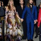 Heidi Klum, Tom et Bill Kaulitz