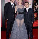 Liam Hemsworth, Jennifer Lawrence et Josh Hutcherson