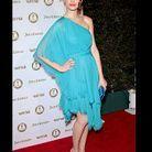Emmy Rossum lors des Vanity Fair and Juicy Couture Host Vanities
