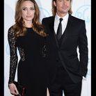 Brad Pitt et Angelina Jolie aux Producers Guild Awards