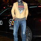 Johnny Depp est arrivé vers 22 heures pour le Festival international du film de Saint-Sébastien