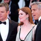 Matt Damon, Julianne Moore et George Clooney