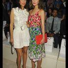 Kristen Wiig et Rose Byrne au défilé Marc Jacobs