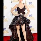 Christina Aguilera en Versace