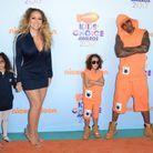 Mariah Carey, Nick Cannon et leurs jumeaux, Monroe et Morrocan