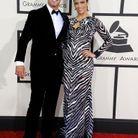 Robin Thicke et sa femme Paula Patton