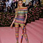 Cara Delevingne en Dior Couture