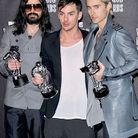 People tapis rouge mtv video movie awards 30 seconds to mars