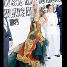 People tapis rouge mtv video movie awards lady gaga
