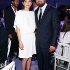 Leonardo DiCaprio et Marion Cotillard