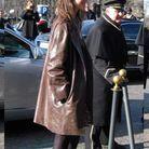 Charlotte Gainsbourg chez Balenciaga
