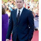 """Channing Tatum sur le tapis rouge de """"White House Down"""""""