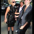 People tapis rouge defiles fashion week new york lady gaga