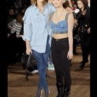 Alexa Chung et Pixie Geldof