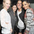 January Jones, Audrey Tautou, Isabel Marant et Freida Pinto.