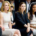 Nicole Kidman, Rooney Mara et Naomi Harris