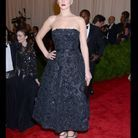 Jennifer Lawrence en Dior