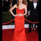 Jessica Chastain en Alexander McQueen