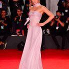 Lily-Rose Depp à la Mostra de Venise