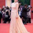 People tapis rouge festival mostra venise jessica chastain
