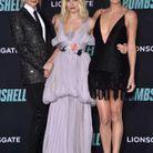 Nicole Kidman, Margot Robbie et Charlize Theron