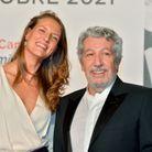 Alain Chabat et sa femme Tiara