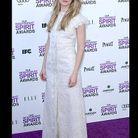 Brit Marling lors de la cérémonie des Independent Spirit Awards