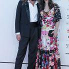 Monia Bellucci et Nicolas Lefebvre