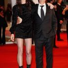Charlotte Gainsbourg et son compagnon Yvan Attal