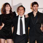 Charlotte Gainsbourg, Yvan et Ben Attal