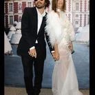 People tapis rouge soiree white bal fairy tale carine roitfeld