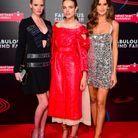 Lara Stone, Natalia Vodianova et Izabel Goulart