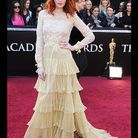 Florence Welch en Valentino