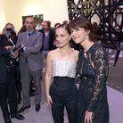 Natalie Portman et Sophie Marceau