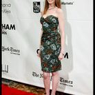 People soiree tapis rouge gotham awards anne hathaway