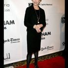 People soiree tapis rouge gotham awards annette bening
