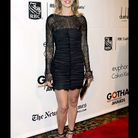 People soiree tapis rouge gotham awards hilary swank
