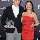 Guillaume Henry et Victoria Abril