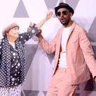 JR et presque Agnès Varda