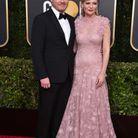 Kirsten Dunst et Jesse Plemons aux Golden Globes