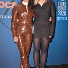 Sabrina Ouazani et Chloé Jouannet très proches sur le tapis rouge