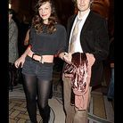 People_tapis_rouge_expo_vernissage_patrick_demarchelier_Milla_Jovovich_Paul_Anderson