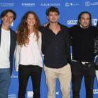Emmanuel Mouret, Jenna Thiam, Niels Schneider, Vincent Macaigne et Camelia Jordana