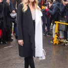 Ava Witherspoon au défilé Valentino