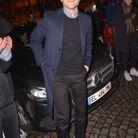 Rami Malek au défilé Valentino